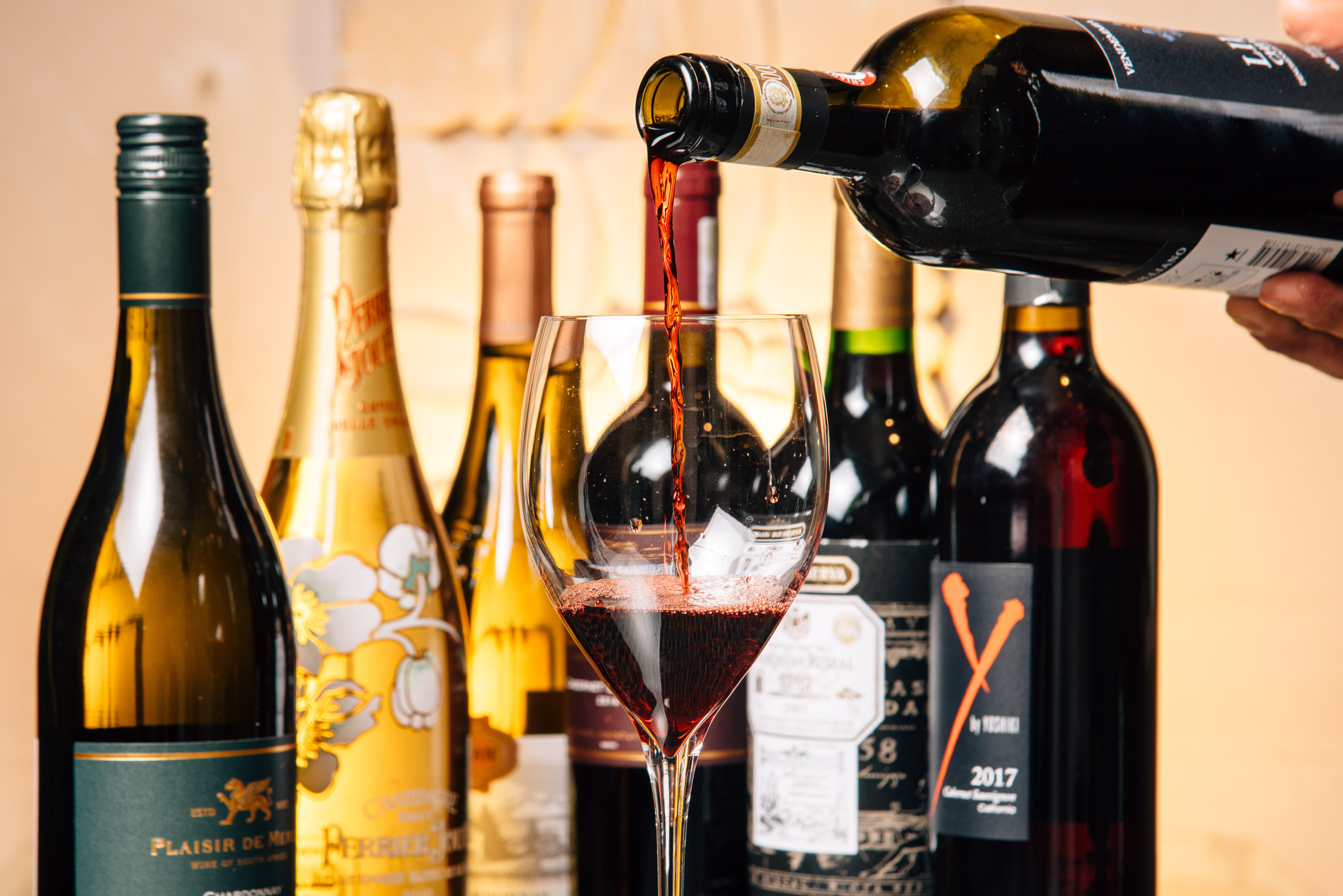 本日のボトルワイン
