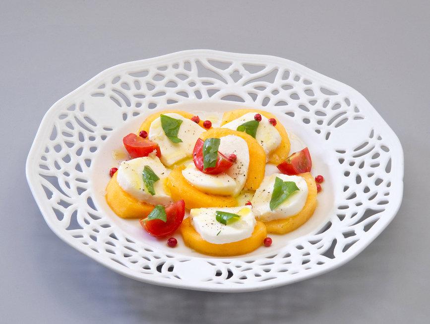 フルーツのカプレーゼ